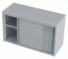 Szafka wisząca, drzwi suwane, wym. 2150x400x250 mm