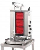 Gyros elektryczny, opiekacz pionowy do 30 kg, kebab, grill, 5,7 kW, nierdzewny, POTIS CE3