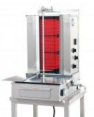 Gyros elektryczny, opiekacz pionowy do 30 kg, kebab, grill, 5,7 kW, nierdzewny, POTIS F CE3