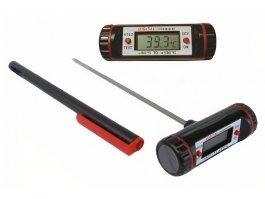 Termometr technologa zsondą 04-119, szpikulcowy, elektroniczny