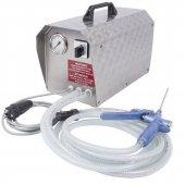 Nastrzykiwarka elektryczna, jednoigłowa, moc 90W, zasilanie 230V, nierdzewna, FMS HI-M 8053