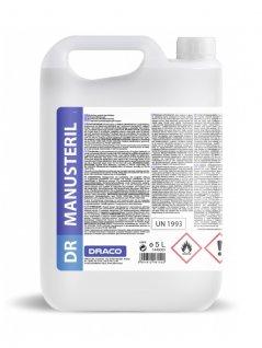 Płyn do dezynfekcji rąk Manusteril, środek dezynfekujący, poj. 5l
