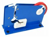 Zaklejarka metalowa do woreczków foliowych, PP, PE i HDPE