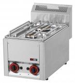 Kuchnia gazowa 2-palnikowa SPL-33 G (6,6 kW)