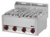 Kuchnia gazowa 4-palnikowa SPSL-66 G (18 kW)