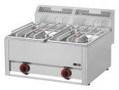 Kuchnia gazowa 2-palnikowa SPSL-66 2G (9 kW)