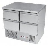 Stół chłodniczy czteroszufladowy SZ-902