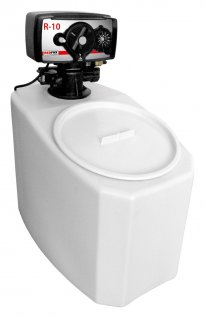 Zmiękczacz automatyczny wody R-10, do zmywarek, kostkarek, pieców iekspresów do kawy