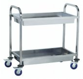 Wózek kelnerski - półki głębokie TRL-2 KG