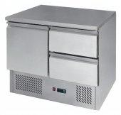 Stół chłodniczy  - drzwi i 2 szuflady SCH-12
