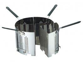 Wkłady do gotowania makaronu, śr. 300 mm, zestaw 4sztuk, STALGAST 020320