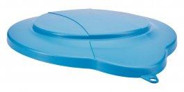 Pokrywa zpolipropylenu do 12-litrowego wiadra 56863, szczelna, niebieska, VIKAN 56873