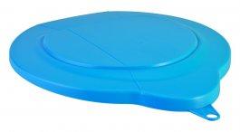 Pokrywa zpolipropylenu do 6-litrowego wiadra 56883, szczelna, niebieska, VIKAN 56893