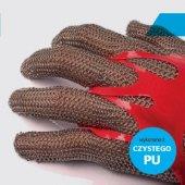 Mocowanie rękawicy niebieskie op.100szt