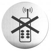 Tabliczka Zakaz używania telefonu 663653
