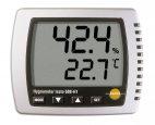 Termohigrometr z czujnikiem wewnętrznym NTC, wilgotnościomierz powietrza, TESTO 608-H1