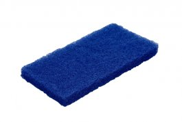 Pad poliestrowy do uchwytu 5500 i5510, średni, niebieski, 245 mm, VIKAN 5524