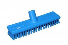 Szczotka do szorowania zdoprowadzeniem wody, twarda, niebieska, 270 mm, VIKAN 70413