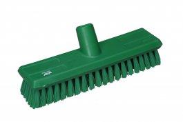 Szczotka przepływowa do mycia ścian, średnia, zielona, 270 mm, VIKAN 70432