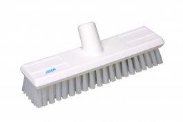 Szczotka przepływowa do mycia ścian, średnia, biała, 270 mm, VIKAN 70435