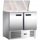 Stół chłodniczy sałatkowy 2 drzwiowy EKO, 842129