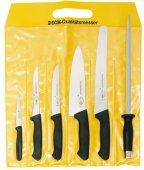 Zestaw podstawowych 5 noży wraz z stalką PRO-DYNAMIC DICK 8510000
