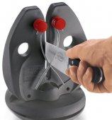 Zestaw ostrzałka do noży i podstawka RAPID STEEL ACTION DICK 9009200