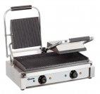 Kontakt grill podwójny, płyty ryflowane, BARTSCHER A150671