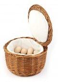 Kosz na jajka 26x17 cm.APS 30299