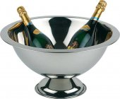 Misa na szampana ze stali nierdzewnej 12 l.APS 36046