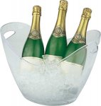 Misa na wino / szampana przezroczysta 6,2 l.APS 36048