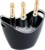 Misa na wino / szampana czarna 6,2 l.APS 36054