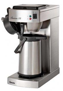 Ekspres do kawy AURORA 22, przelewowy, BARTSCHER 190048