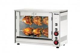 Rożen elektryczny do kurczaków P6, BARTSCHER 215035
