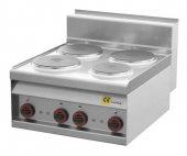 Kuchnia elektryczna 4-płytowa PC-6 ET (7,5 kW)