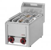 Kuchnia gazowa 2-palnikowa SPSL-33 G (9 kW)