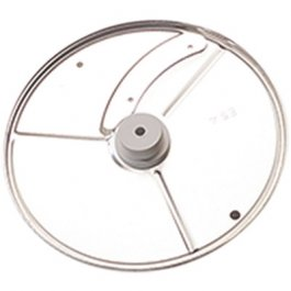 Tarcza plastry 2mm, do modeli CL20, CL30 Bistro, R211, R301, R301 Ultra, R402, Robot Coupe 714012