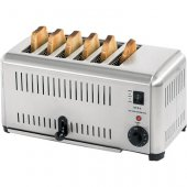 Toster 2500 W na 6 tostów, 779060