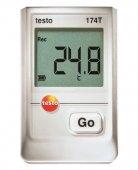 Termometr cyfrowy, 1-kanałowy rejestrator temperatury z czujnikiem wewnętrznym, TESTO 174T