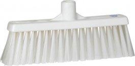 Miotła zpionowym włosiem, średnia, biała, 310 mm, VIKAN 31665