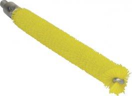 Szczotka do rur iodpływów, do uchwytu 53515 i53525, średnia, żółta, 12x200 mm, VIKAN 53546
