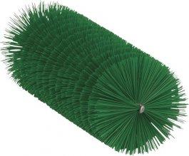 Szczotka do czyszczenia rur, do uchwytu 53515 i53525, średnia, zielona, 60x200 mm, VIKAN 53562