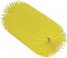 Szczotka do czyszczenia rur, do uchwytu 53515 i53525, średnia, żółta, 60x200 mm, VIKAN 53566