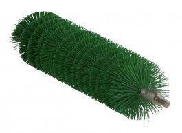 Szczotka do rur iodpływów, do uchwytu 53515 i53525, średnia, zielona, 40x200 mm, VIKAN 53682