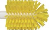 Szczotka do czyszczenia rur i maszyn, średnia, żółta, średnica 103 mm, VIKAN 53801036