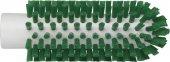 Szczotka do czyszczenia rur i maszyn, twarda, zielona, średnica 50 mm, VIKAN 5380502