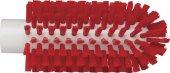 Szczotka do czyszczenia rur i maszyn, twarda, czerwona, średnica 63 mm, VIKAN 5380634