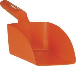Szufelka średnia, czerpak, miarka zuchwytem, pomarańczowa, 1litr, VIKAN 56757