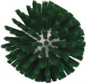 Szczotka cylindryczna do rur i urządzeń, średnia, zielona, średnica 135 mm, VIKAN 70352