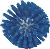 Szczotka cylindryczna do rur i urządzeń, średnia, niebieska, średnica 135 mm, VIKAN 70353